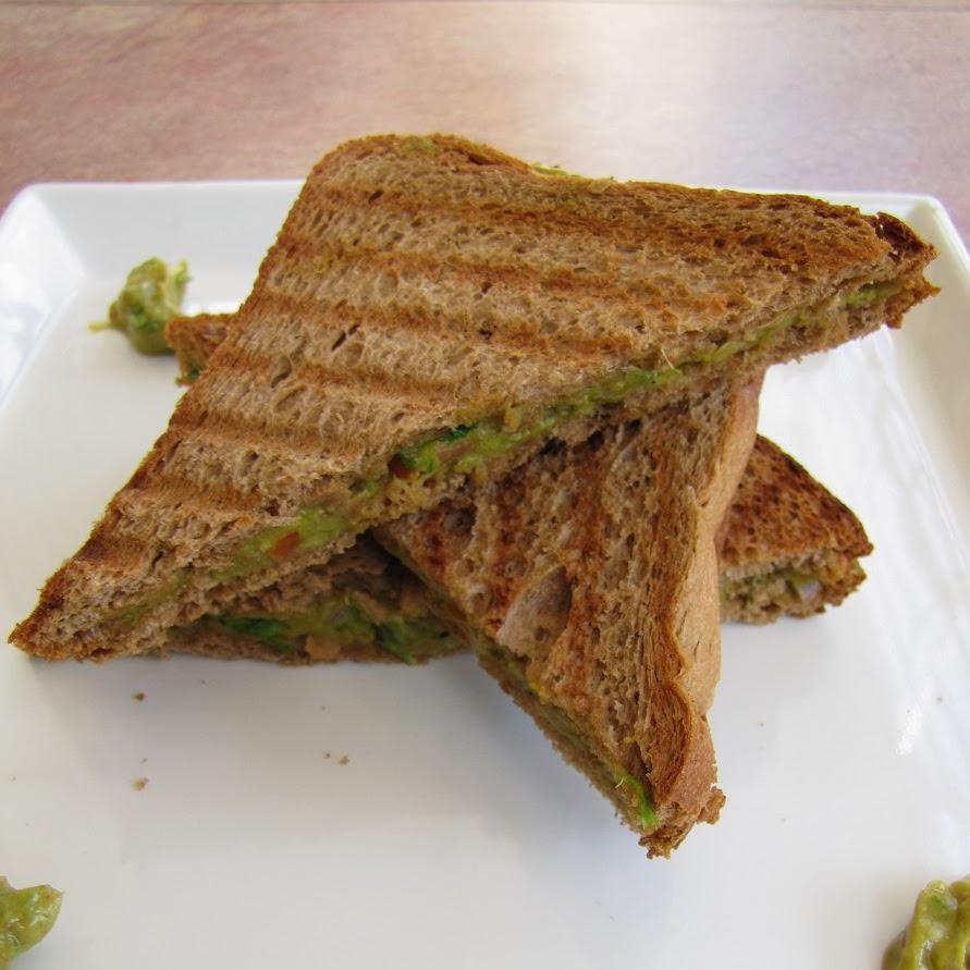 Healthy Avocado Sandwich Healthy Avocado Sandwich