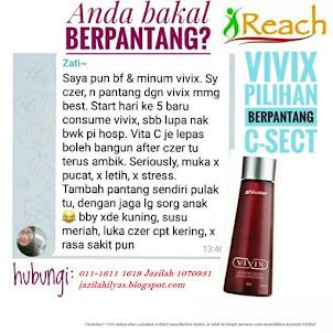 Pantang Dengan Vivix