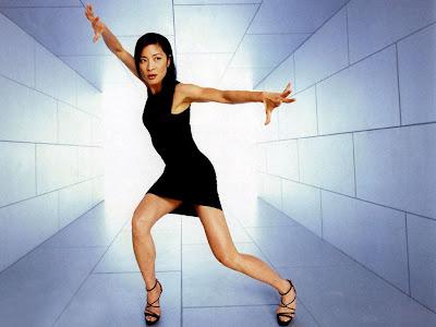 Michelle Yeoh Fight Michelle Yeoh |...