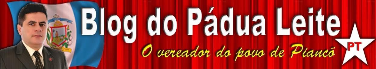 BLOG DO PÁDUA LEITE (2010/2015)