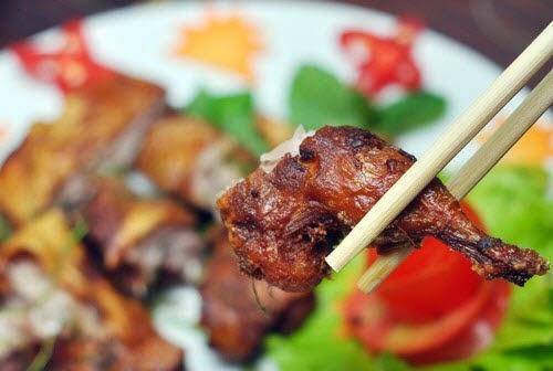 Mice Meat in Phú Yên Province (Thịt Chuột Đồng Phú Yên)3