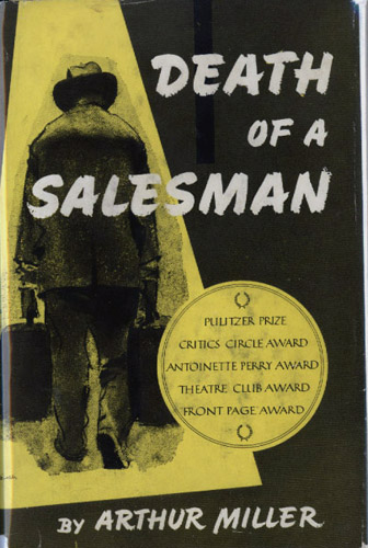 comparison and contrast death of a salesman movie and book Litcharts assigns a color and icon to each theme in death of a salesman, which  you can use to track the themes throughout the work  compare and contrast  themes from other texts to this theme  logo books and text blue a plus.