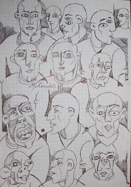 Estudio de caras