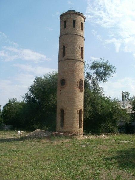 Кулиничи водонапорная башня