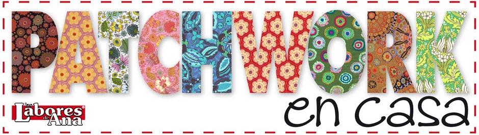 Nombres en patchwork imagui - Patchwork en casa patrones ...