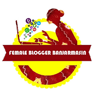 FEMALE BLOGGER BANJARMASIN