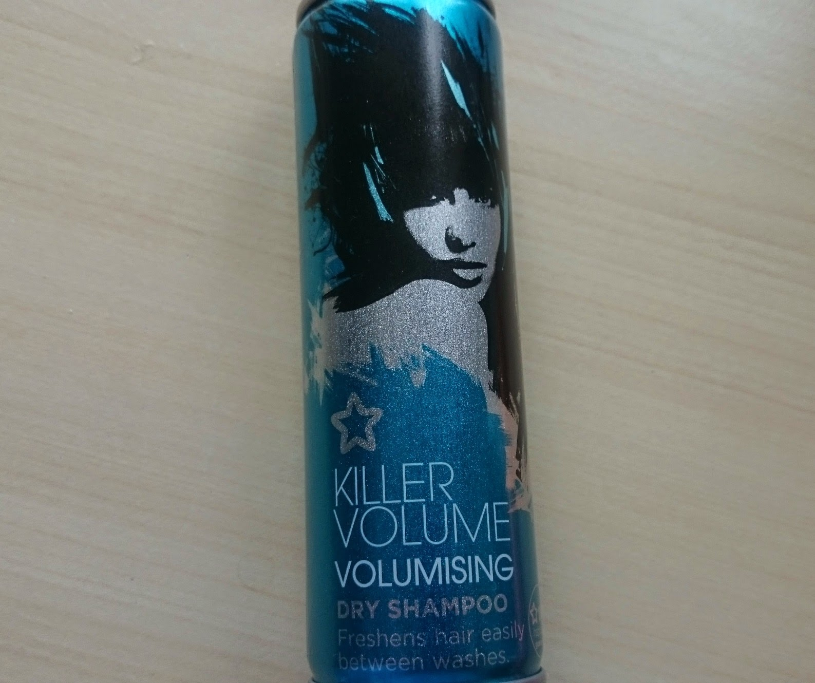 superdrug killer volume dry shampoo