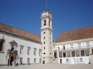 Bell Tower Photo - Coimbra