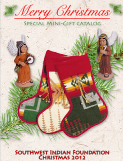 Free Southwest Indian Foundation2012 Mini Gift Catalog