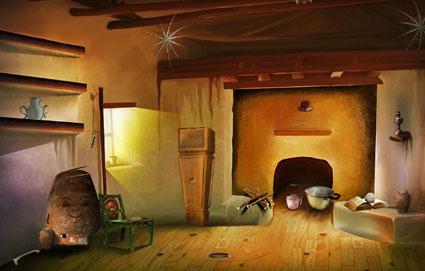 Mud House Escape