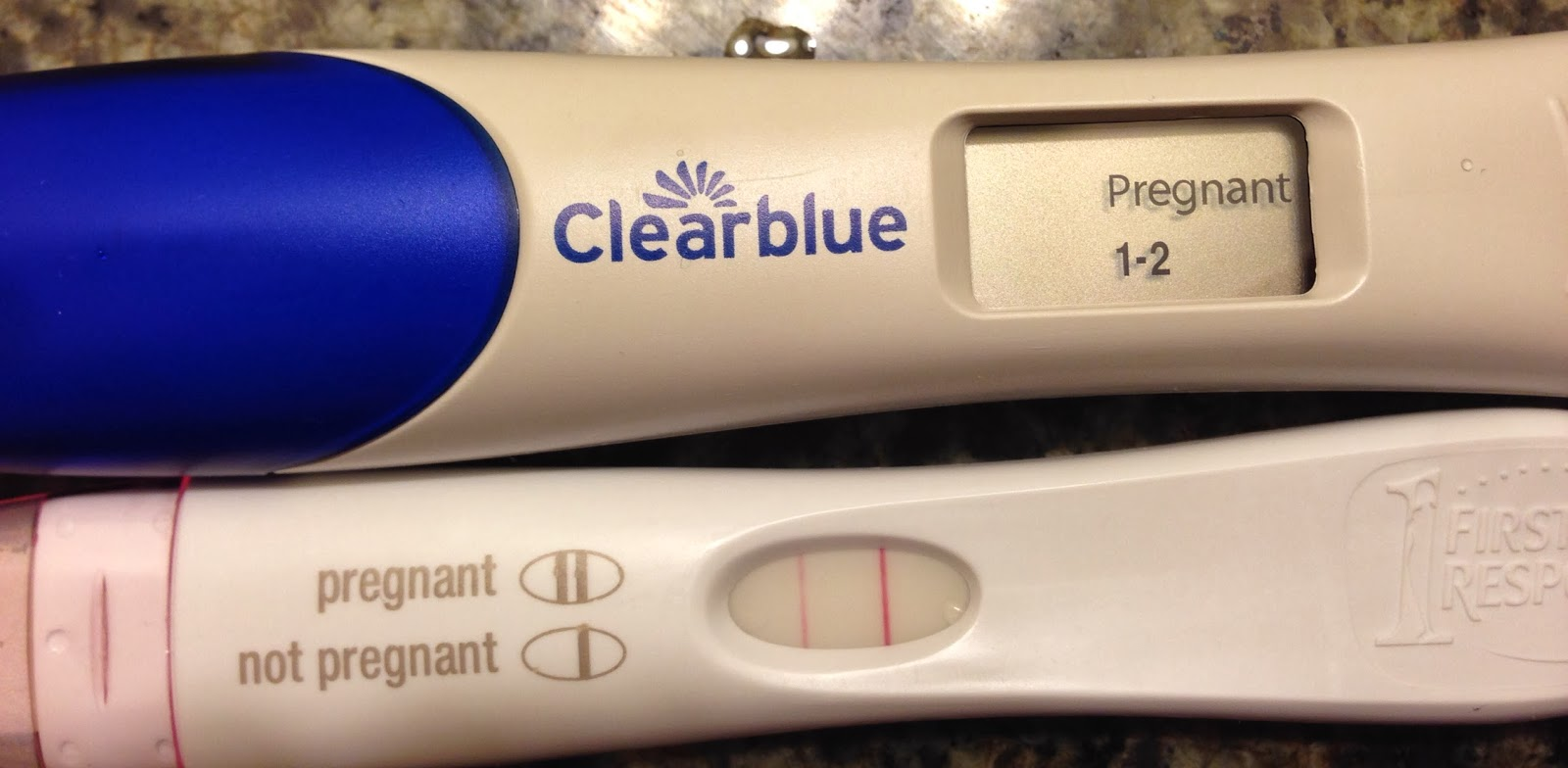 BFP, clearblue digital pregnancy test, FRER, First Response Early Results Pregnancy Test