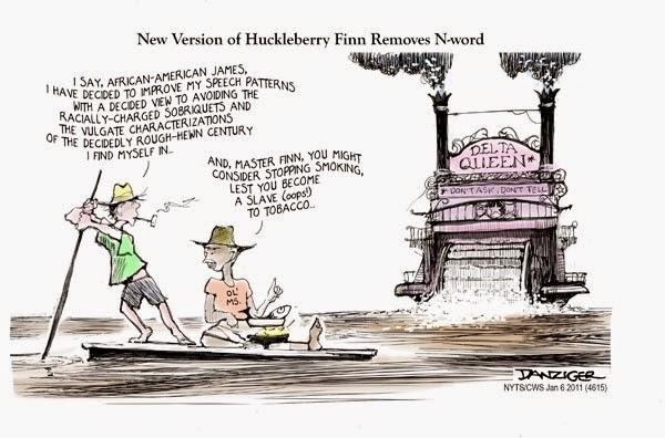 Essay on huckleberry finn and jim