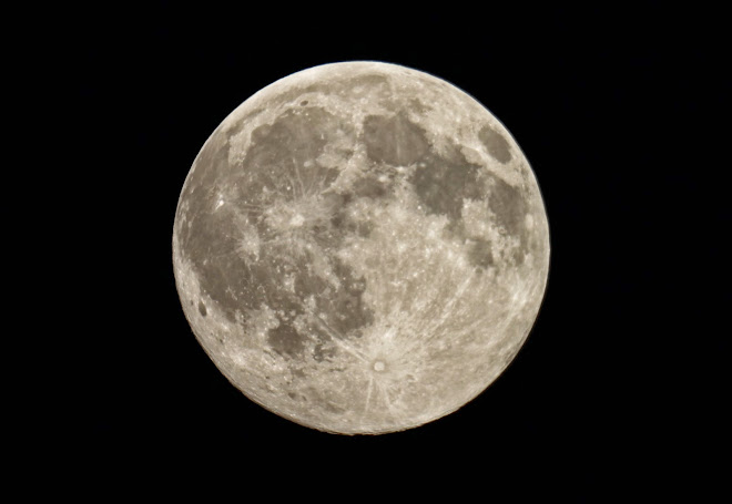 Full Moon June 12, 2014