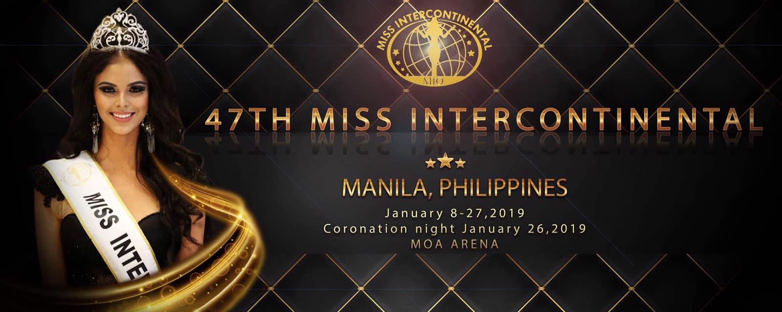 Miss Intercontinental  - 47ª edição