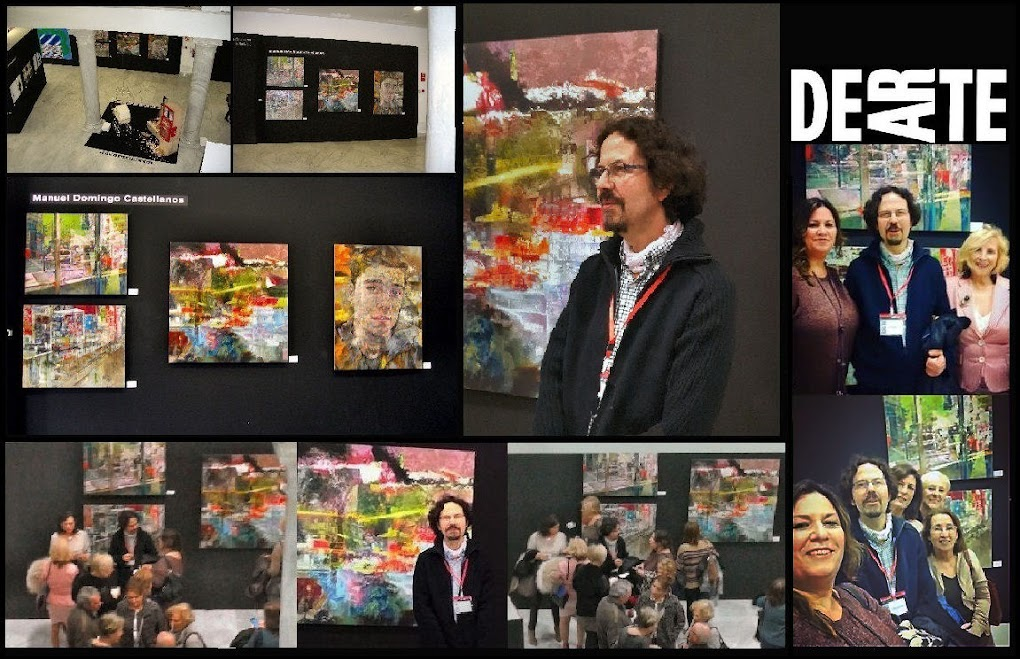 DEARTE Art Fair, Madrid, Spain