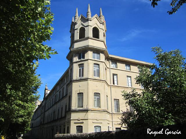 Colegio de la Compañía de María (Orduña) Bizkaia