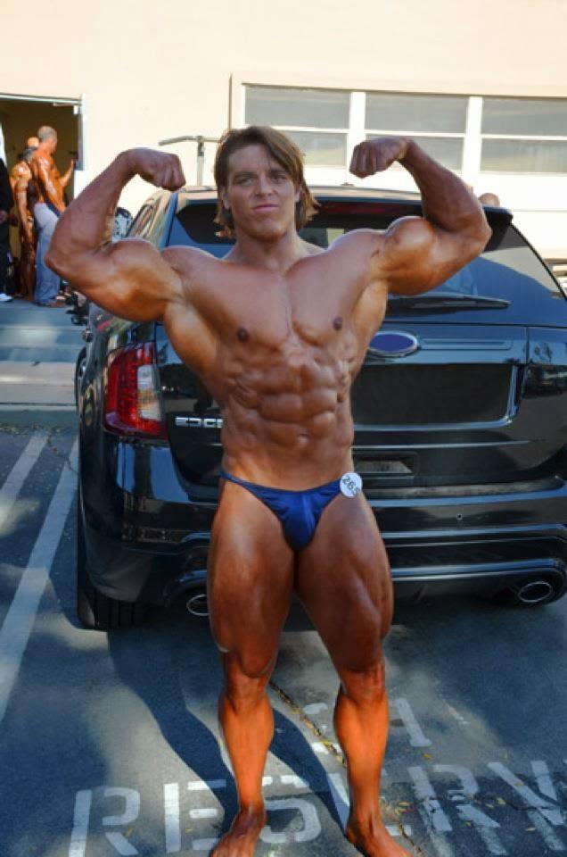 Daily Bodybuilding Motivation: Natural Bodybuilder Bradly