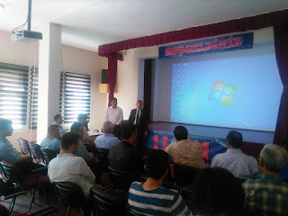 Bozkır'da Hayat boyu öğrenme planlama komisyonu toplantısı gerçekleştirildi.