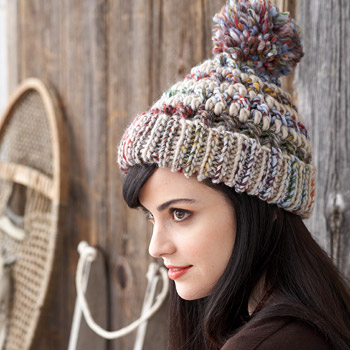 Free Patterns Crochet Winter Hats : Hopeful Honey Craft, Crochet, Create: 10 Free Unique Hat ...