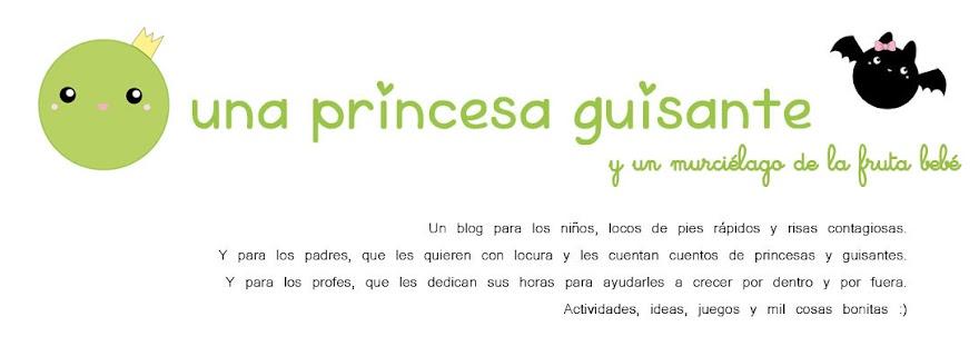Una princesa guisante
