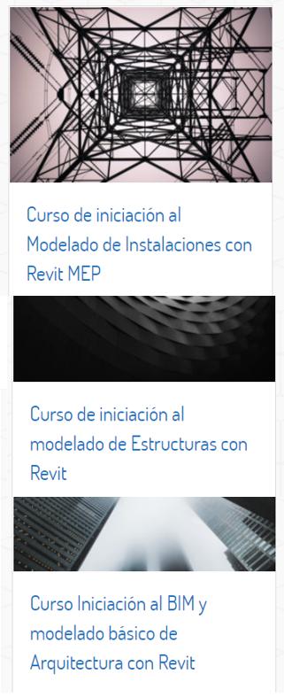 APRENDE CON NUESTROS CURSOS DE REVIT