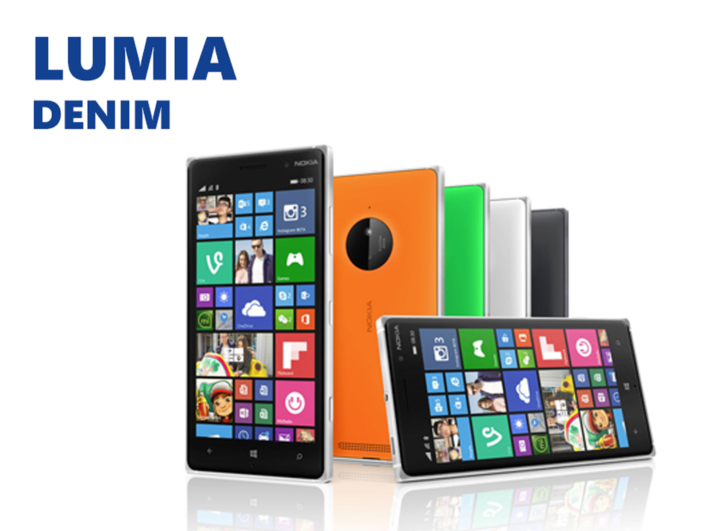 Windows 8.1 Lumia Denim Update Is Coming Your Way!