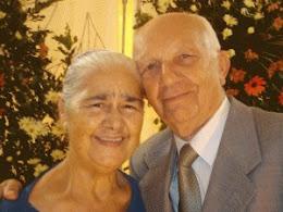 Pr. Geraldo e Elza Correia