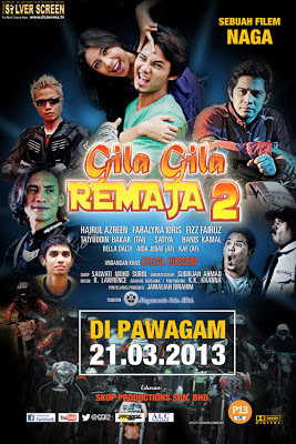 Gila Gila Remaja 2 2013 Full Movie Tonton Online