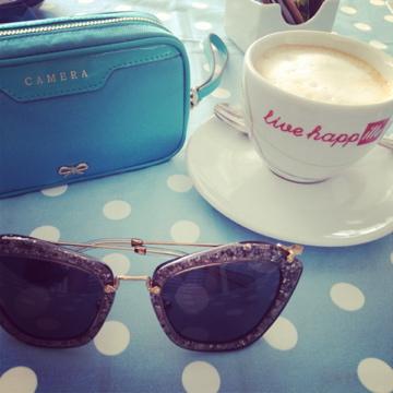 anya hindmarch, Miu Miu sunglasses, sunglasses, bagno annetta