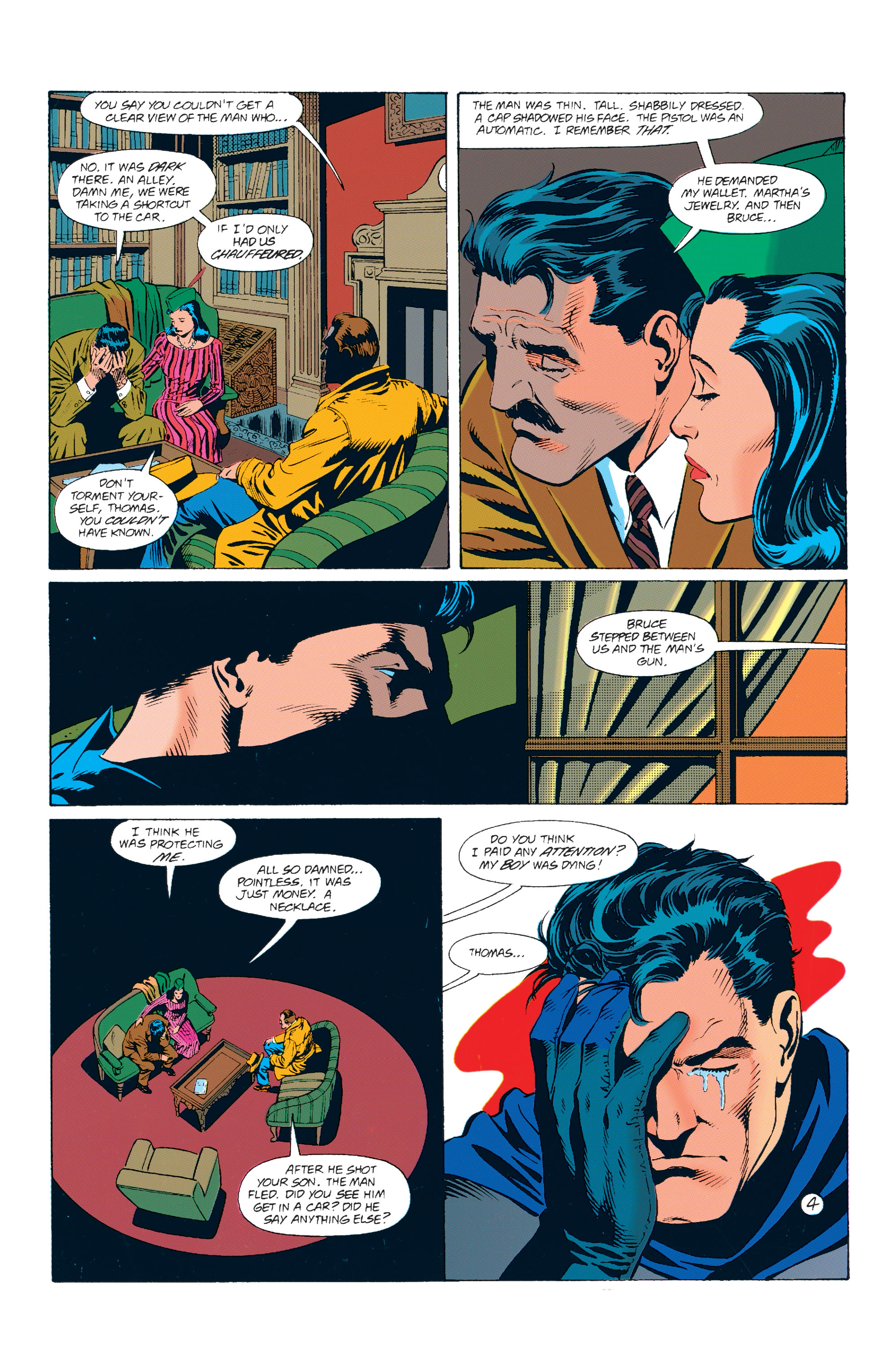 Detective Comics (1937) Issue #678 Page 5