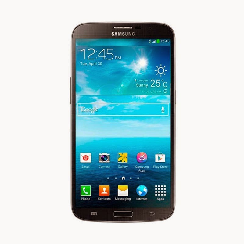 Spesifikasi dan harga Samsung Galaxy Mega 5.8