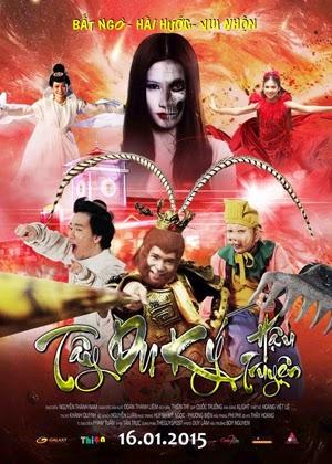 Sài Gòn Tây Du Ký 2015 poster