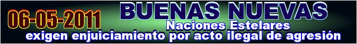 Naciones Estelares exigen enjuiciamiento por acto ilegal de agresión