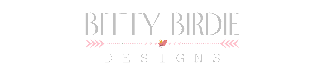 Bitty Birdie Designs Blog
