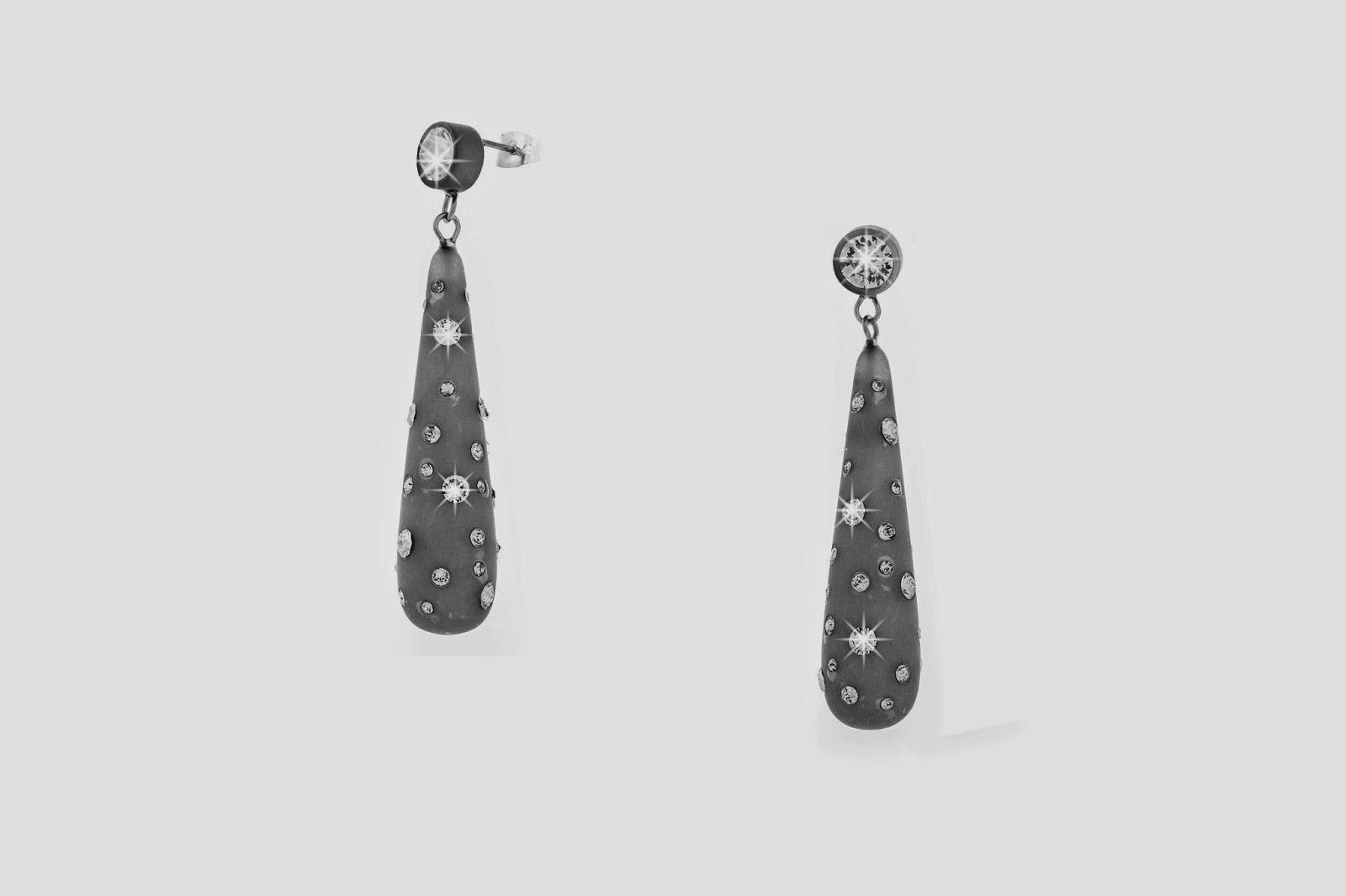 pendientes de la Nueva colección Crystal Moon de Destellos