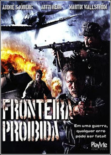 9t6g Download   Fronteira Proibida DVDRip   AVI   Dual udio