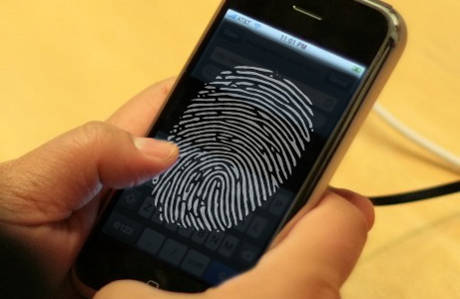 Phone with Fingerprint Sensor Coming Soon
