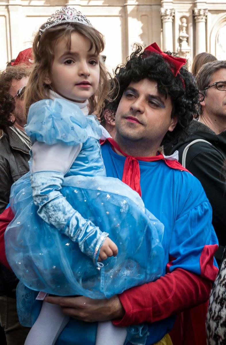 Carnaval 2014 Zaragoza