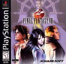 Free Download Games Final Fantasy VIII Disk III Playstation 1