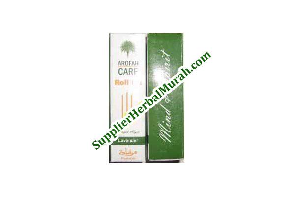 Minyak Angin Aromatherapy Arofah Care - Lavender