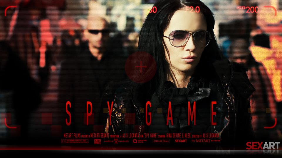 Gina_Devine_Neeo_Spy_Game_vid XdD3Xoma 2012-11-22 Gina Devine & Neeo - Spy Game (HD Video) 12-1215i