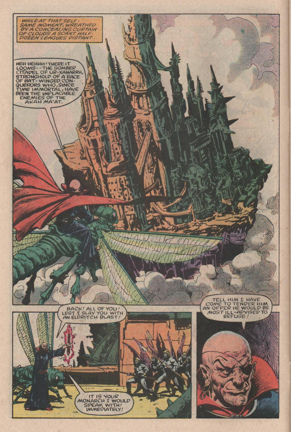 Conan the Barbarian (1970) Issue #154 #166 - English 7