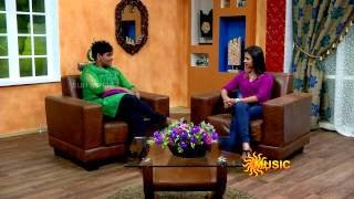 Kollywood Diaries With Singer Ramya NSK – Sun Music Program 29-10-2013