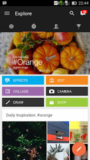 PicsArt - Aplikasi Foto Editor Gratis Untuk Android Dengan Fitur Yang Lengkap