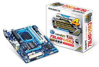 Gigabyte GA-78LMT-USB3 spec tech