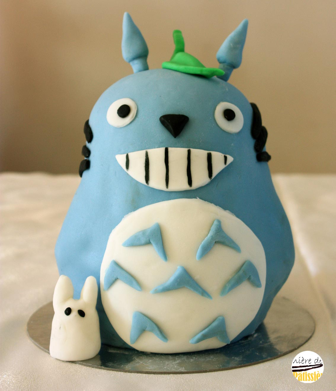 Bien connu Manière de patissière: Geek-cake TOTORO VH85