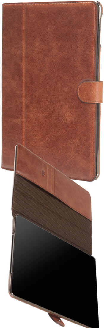 Sena 'Heritage' iPad Air Folio Case Cognac
