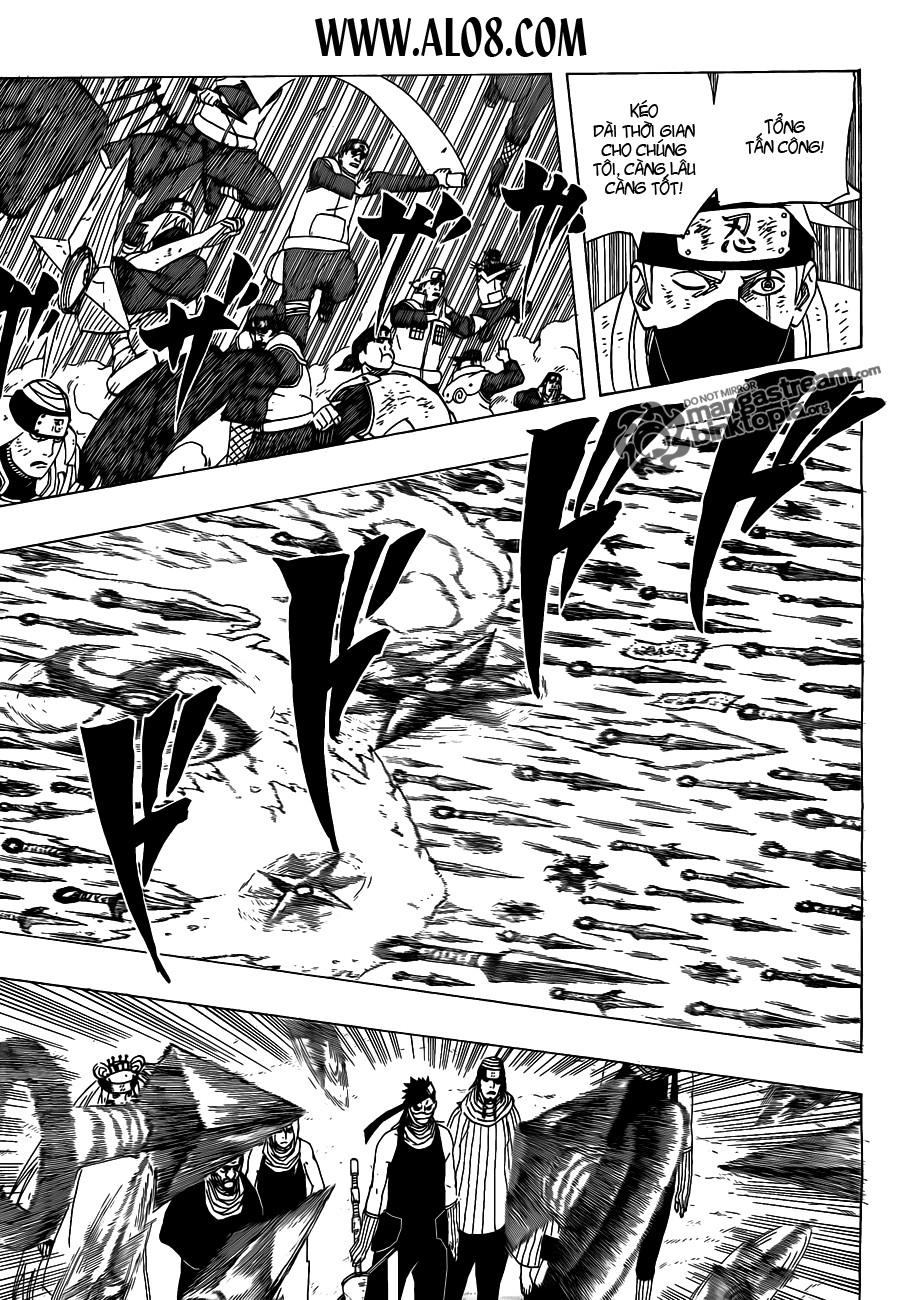 Naruto chap 523 Trang 3 - Mangak.info