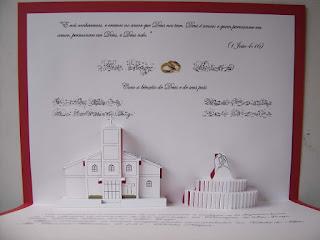 convite de casamento pergaminhos - dicas e modelos
