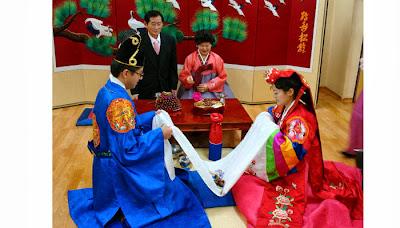 اغرب 5 مراسم زفاف حول العالم